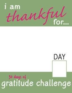 Challenge_Thankful