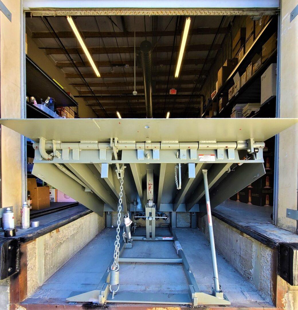 Dock Leveler (4)