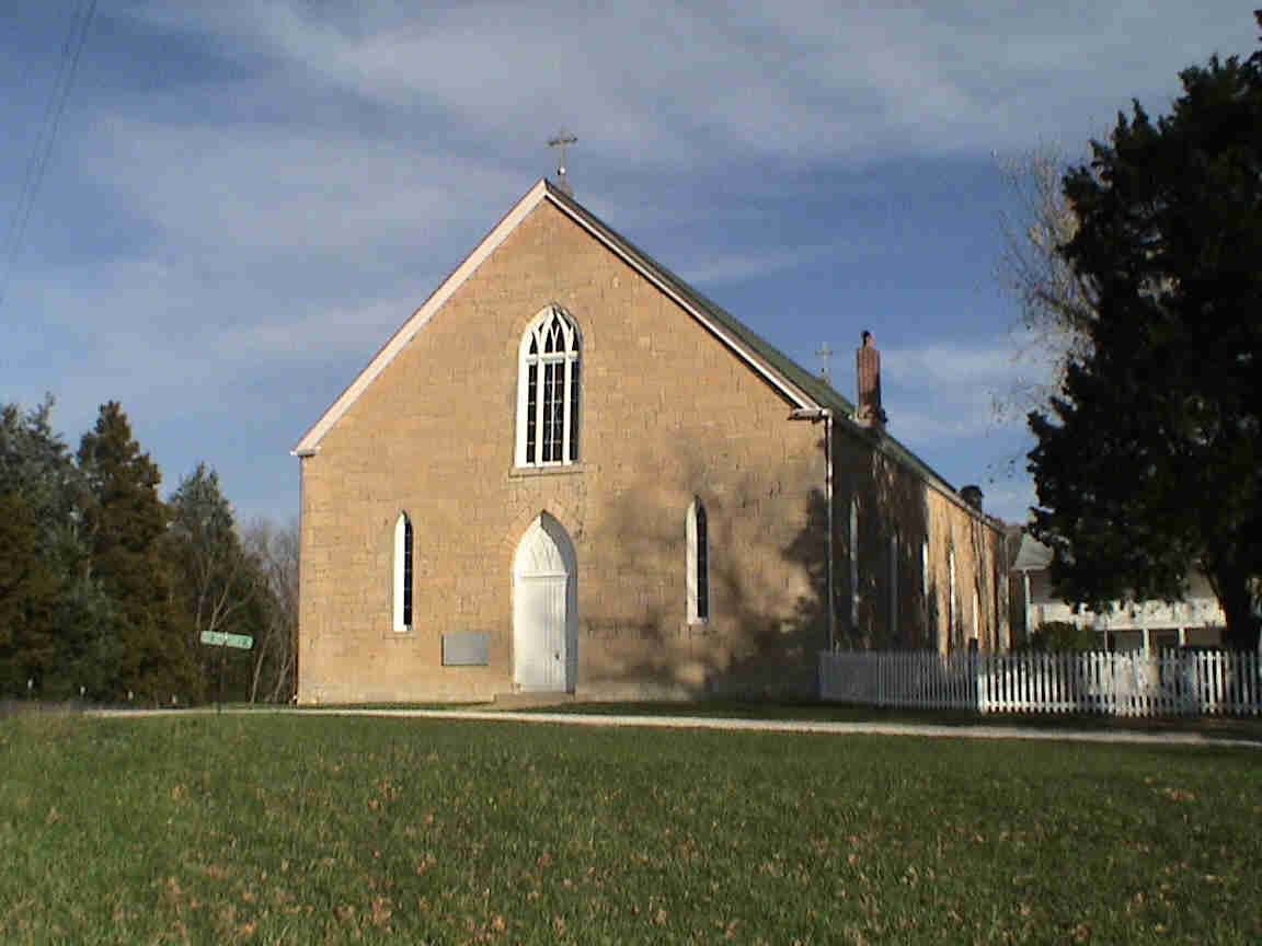 St. Patrick's Old Rock Church
