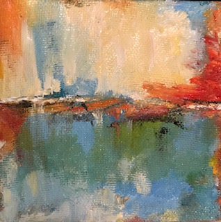Seascape Abstract
