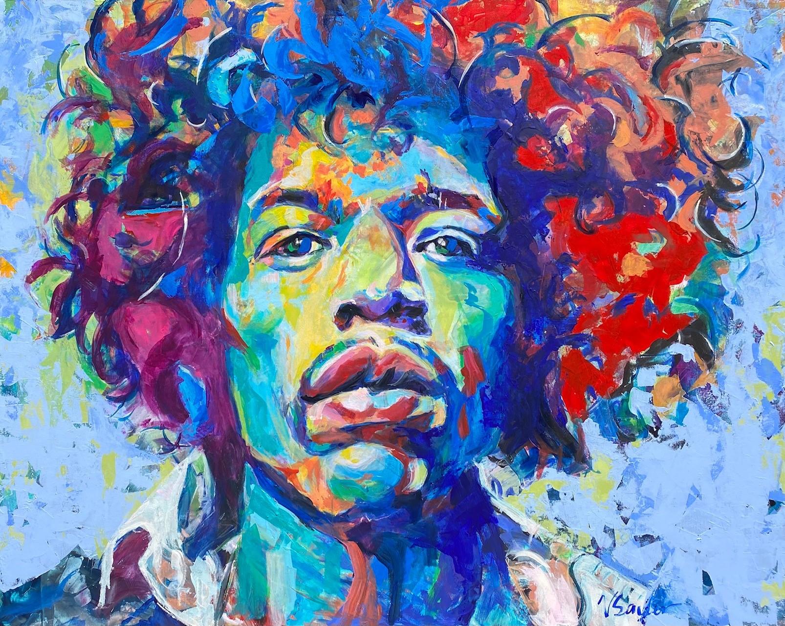 Jimi Hendrix VI