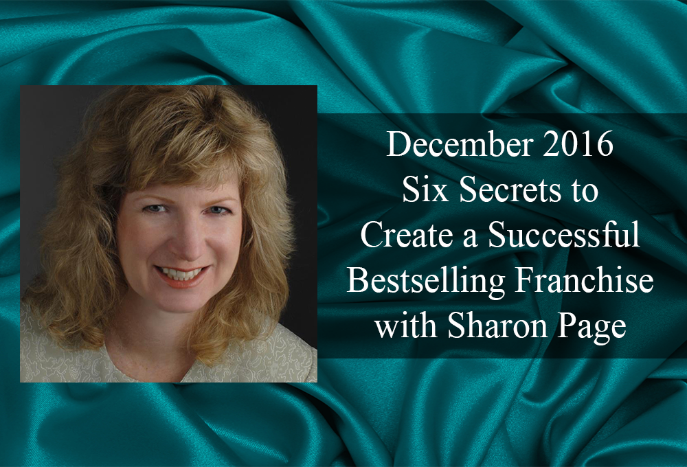 December 2016: Holiday Social and Six Secrets to Create a Successful Bestselling Franchise