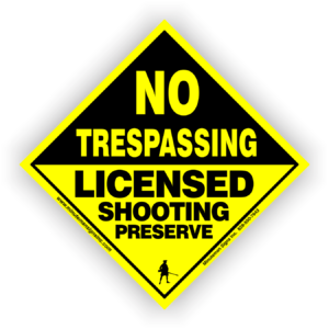 no-trespassing-licensed-shooting-preserve