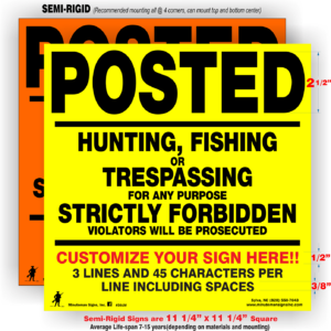 posted-no-hunting-fishing-trespassing-sign-details