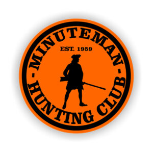 Minuteman-Hunt-Club-decal-orange