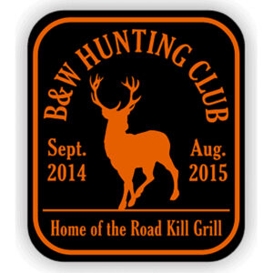 hunting-decal