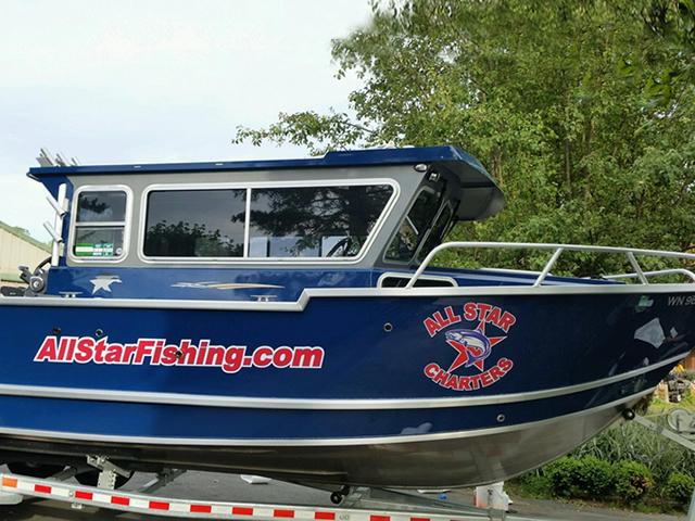 Seattle fishing Duckworth