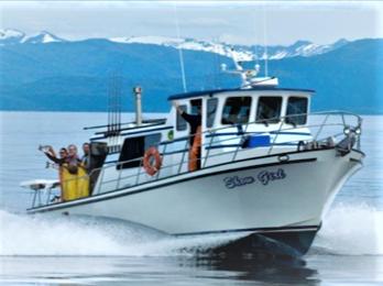 Show Girl Boat