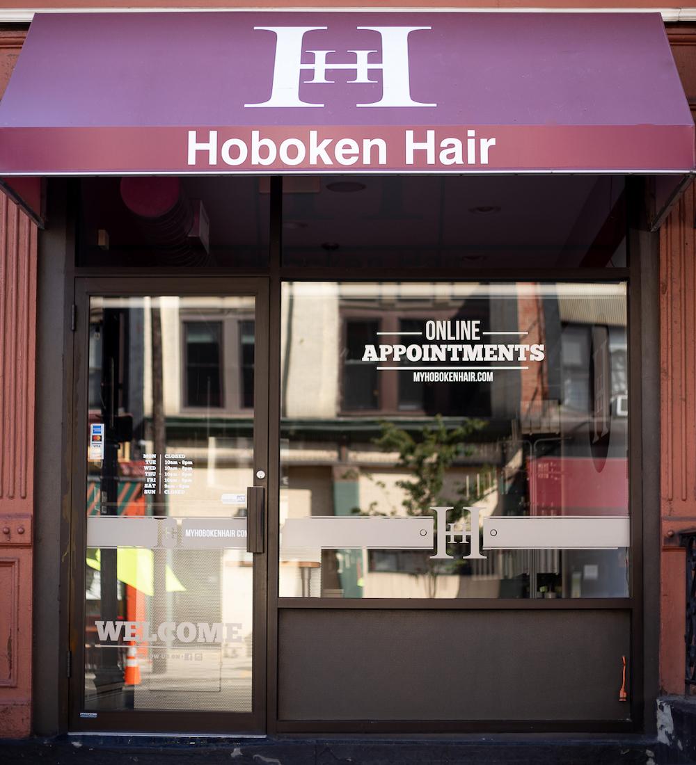 nj Hoboken hair