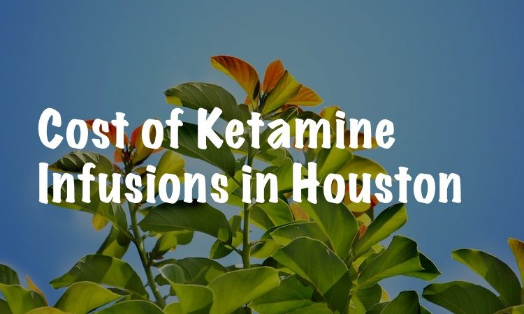 cost of ketamine infusions