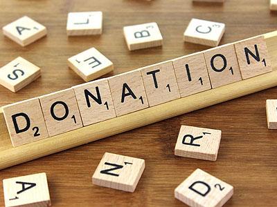 Donations FAQ