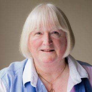 Patricia Irvine