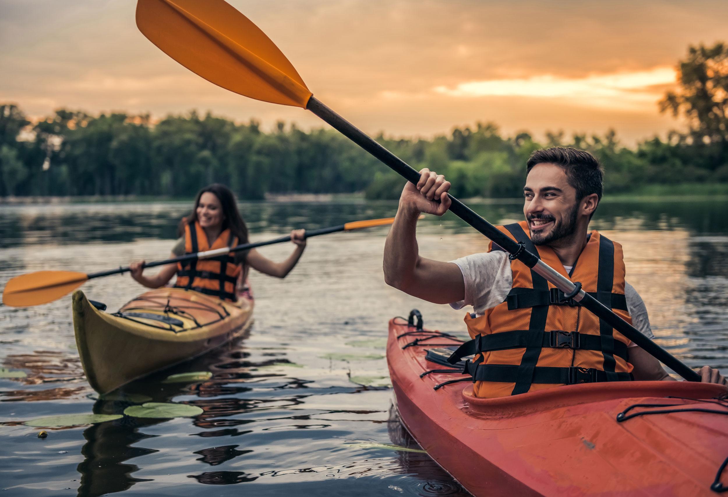 roanoke oral surgery kayaking