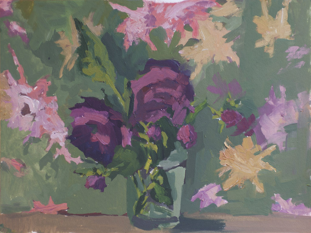 Meredith's Roses by Erin Lee Gafill