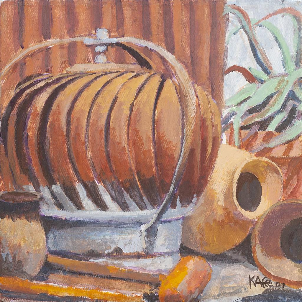 Rusted Still Life by Kaffe Fassett