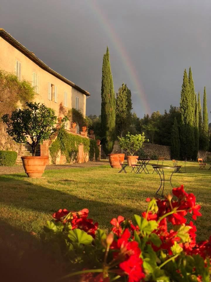 Spannocchia, Rosia, Italy