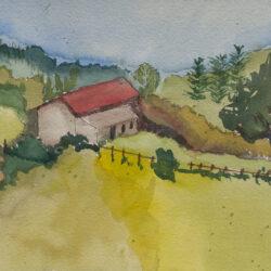 Barn at Molera by Tom Birmingham