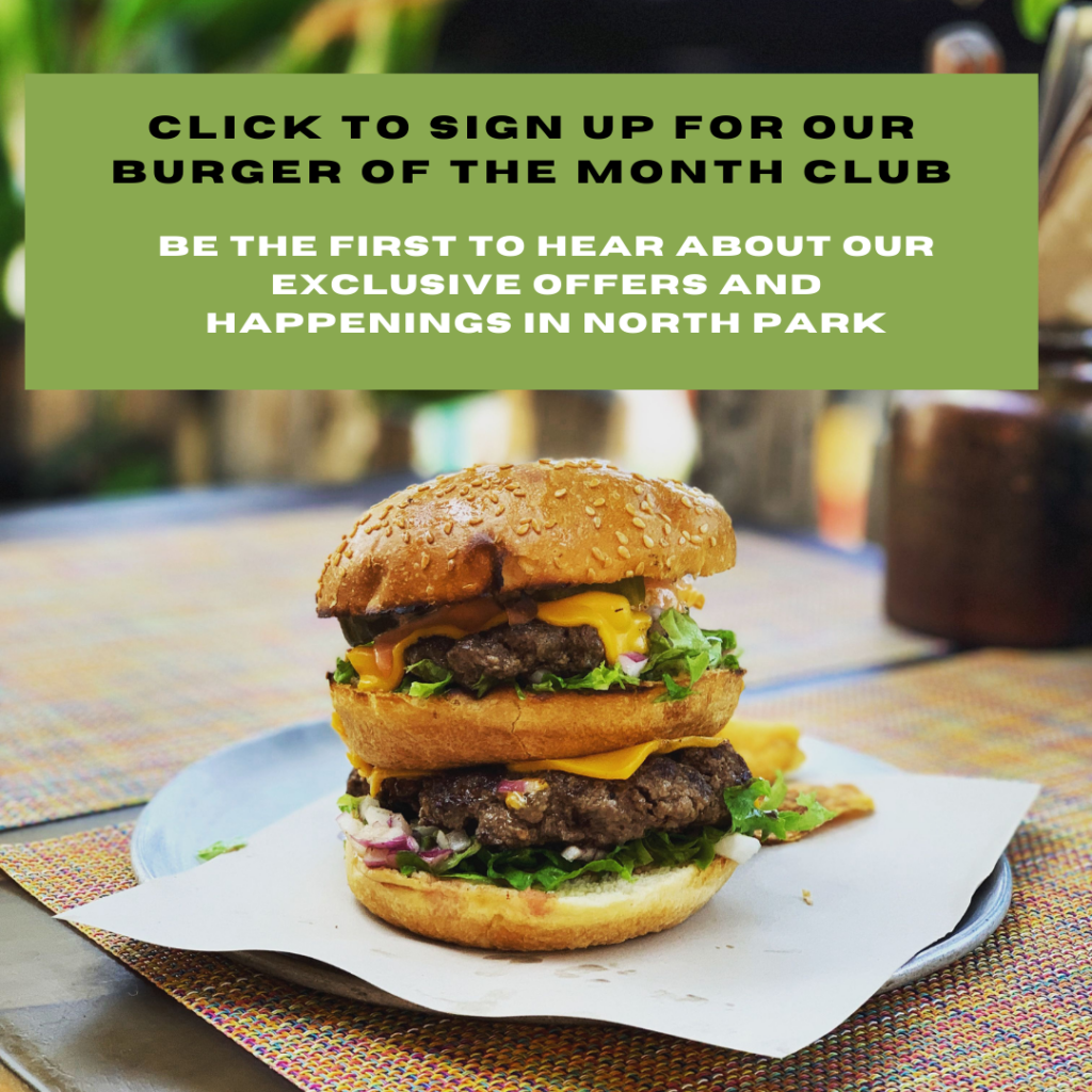 Burger of the Month Sign Up