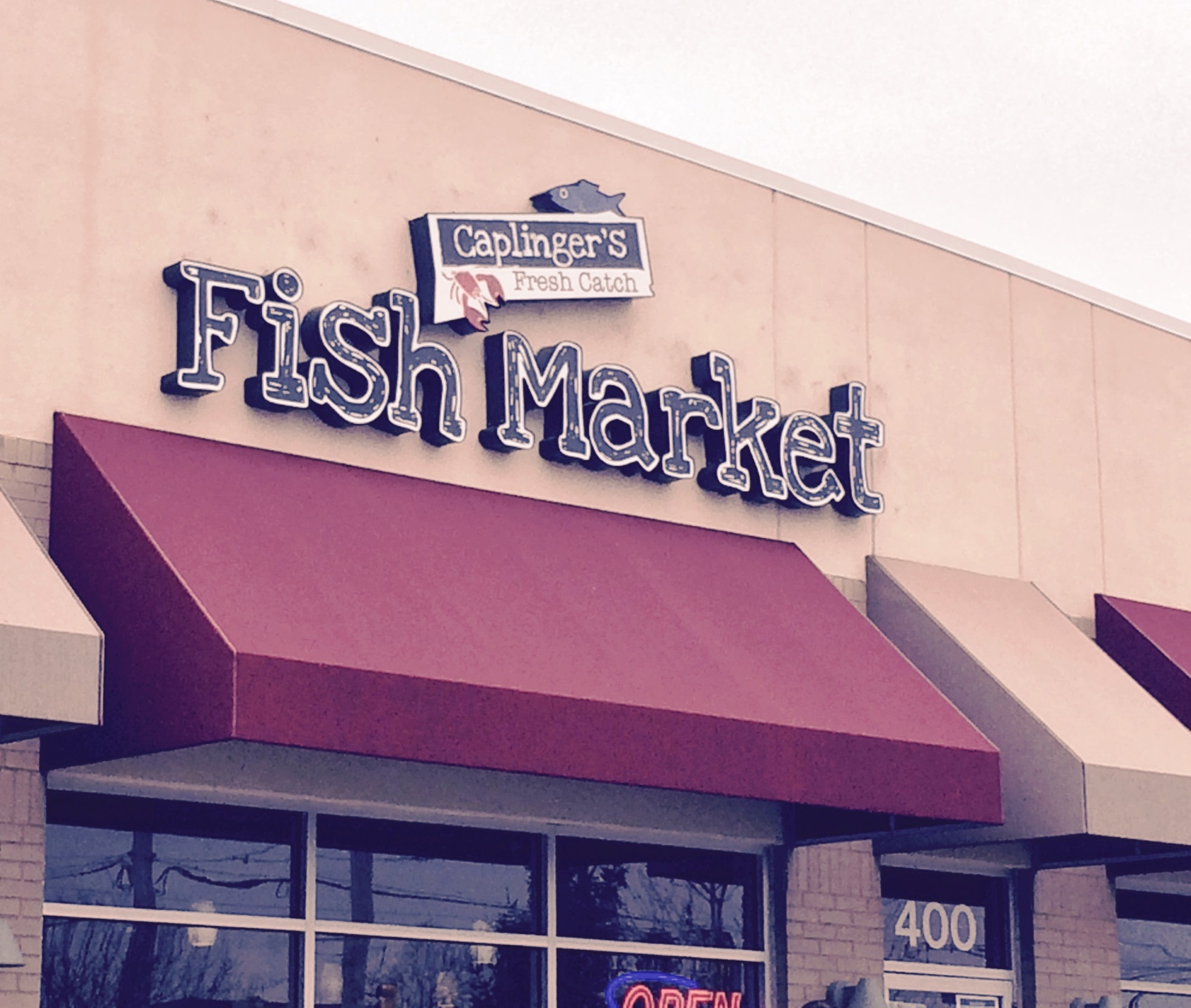 Caplinger's Fresh Catch Seafood Market