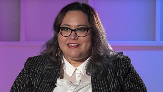Mexican actress, Tanya Saracho