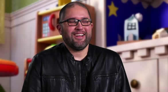 American Director and Voice actor, Josh Cooley