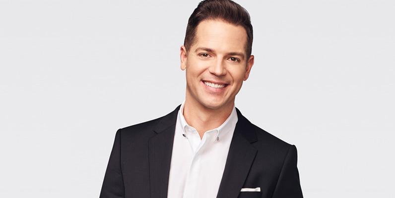Entertainment journalist, Jason Parker