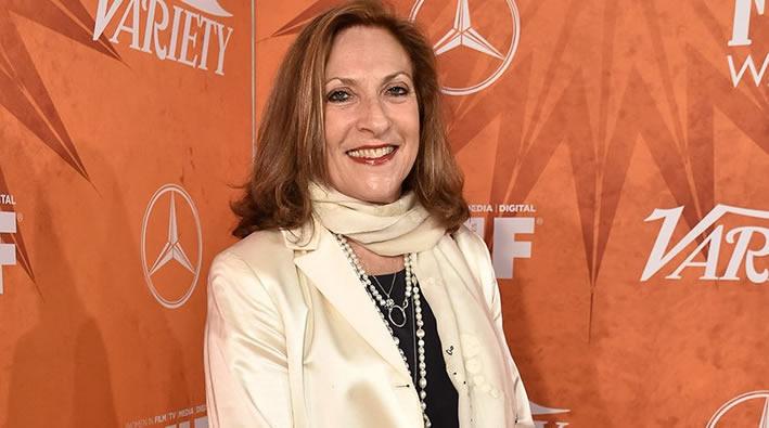 Homeland series director, Lesli Linka Glatter