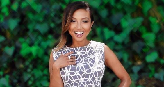 Jeannie Mai, 'The Real' co-host