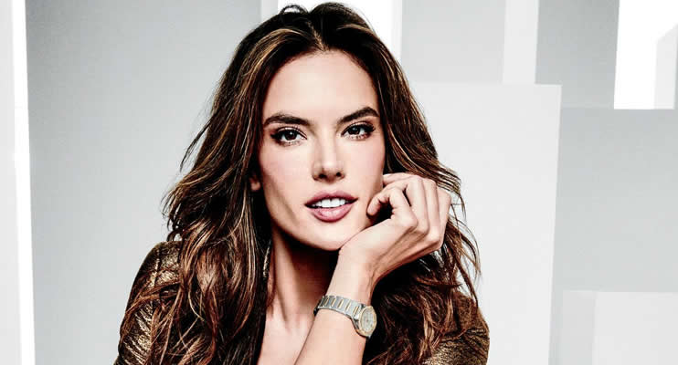 Supermodel Alessandra Ambrosio