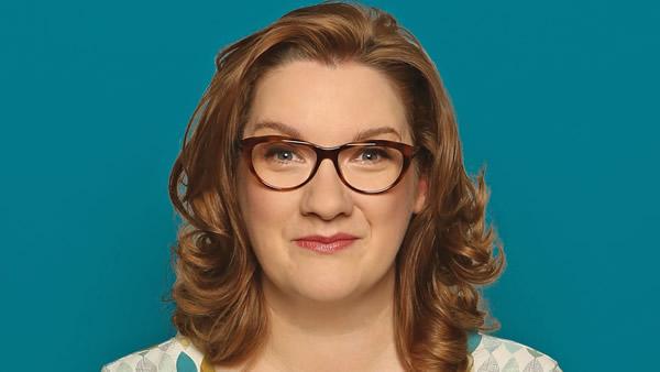 Comedian Sarah Millican's Photo