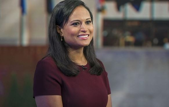 NBC News Correspondent, Kirsten Welker