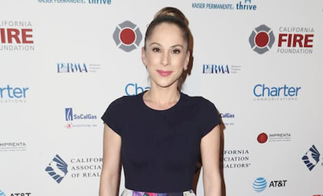 Ana Kasparian attending the 2018 California Fire Foundation's 5th Annual Gala