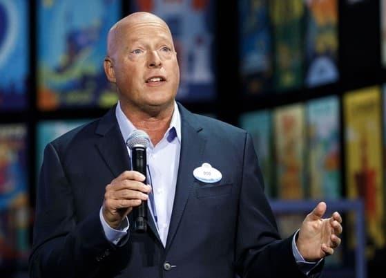 Bob Chapek, the CEO of Walt Disney