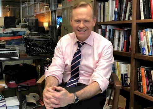 CBS correspondent John Dickerson