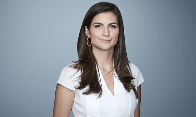 CNN White House correspondent, Kaitlan Collins
