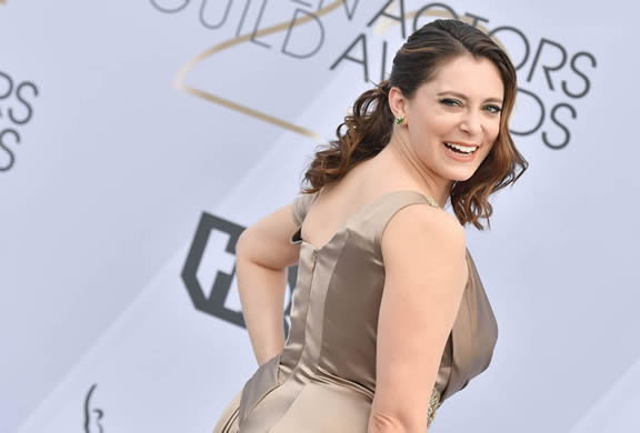 Crazy Ex-Girlfriend co-creator, Rachel Bloom