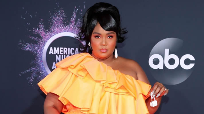 American rapper and songwriter, Lizzo