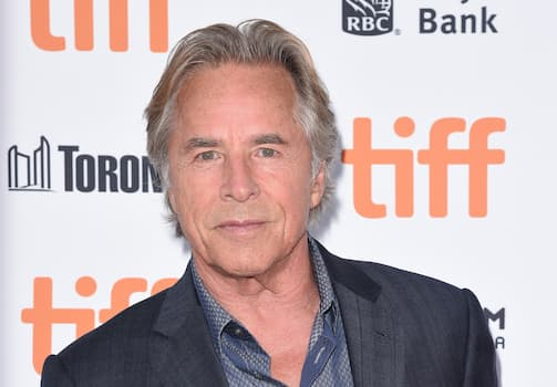 Hollywood Actor, Don Johnson