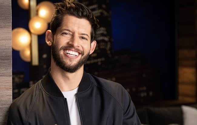 TV Show host, Hunter March