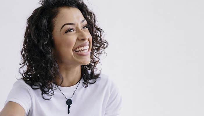 Actress and YouTuber, Liza Koshy