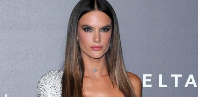 Supermodel and TV personality, Alessandra Ambrosio