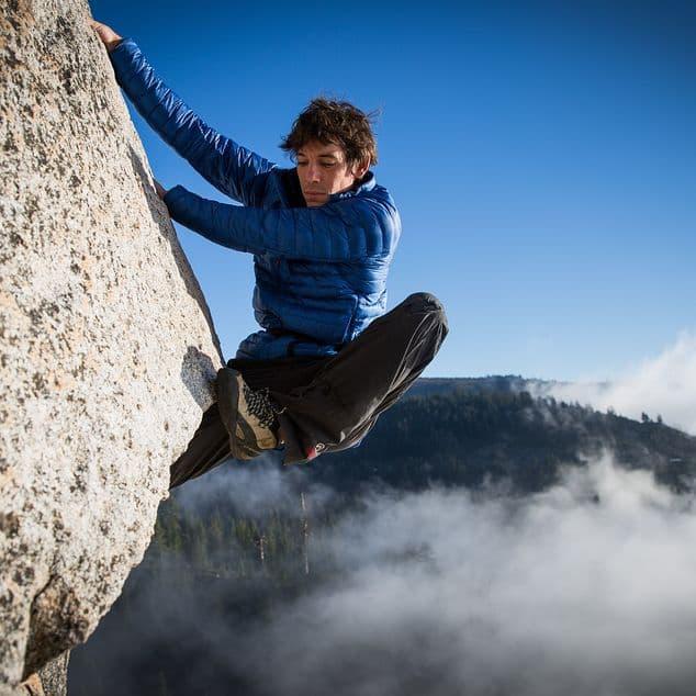 American Rock Climber, Alex Honnold