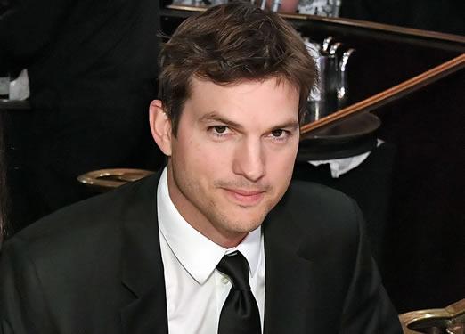 Actor and producer, Ashton Kutcher