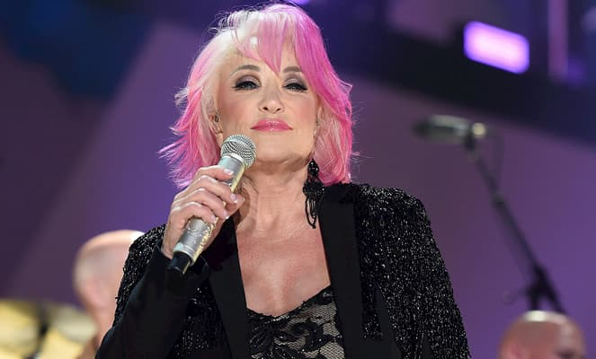 Country music singer, Tanya Denise Tucker