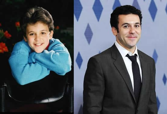 A young Fred Savage vs him all-grown