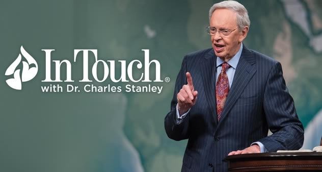 In Touch Ministries founder, Dr. Charles Stanley