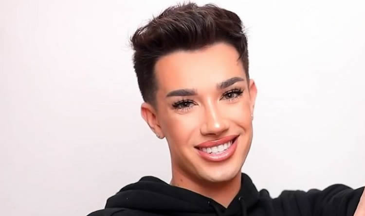 Influencer and Make-Up, James Charles