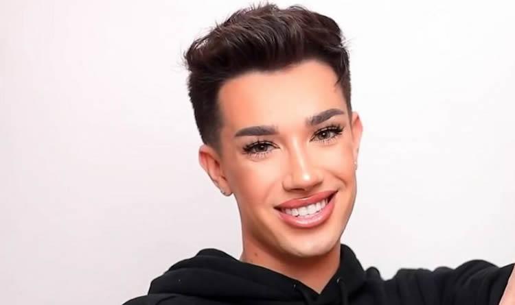 Influencer and Make-Up, James Charles