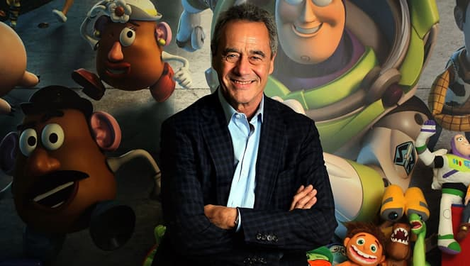 Jim Morris, President of Pixar Animation Studios