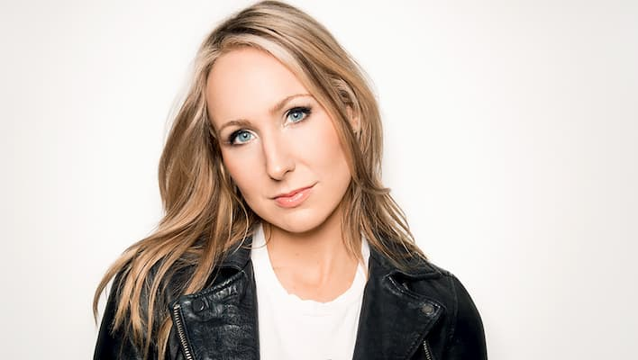 Stand-up comedian, Nikki Glaser